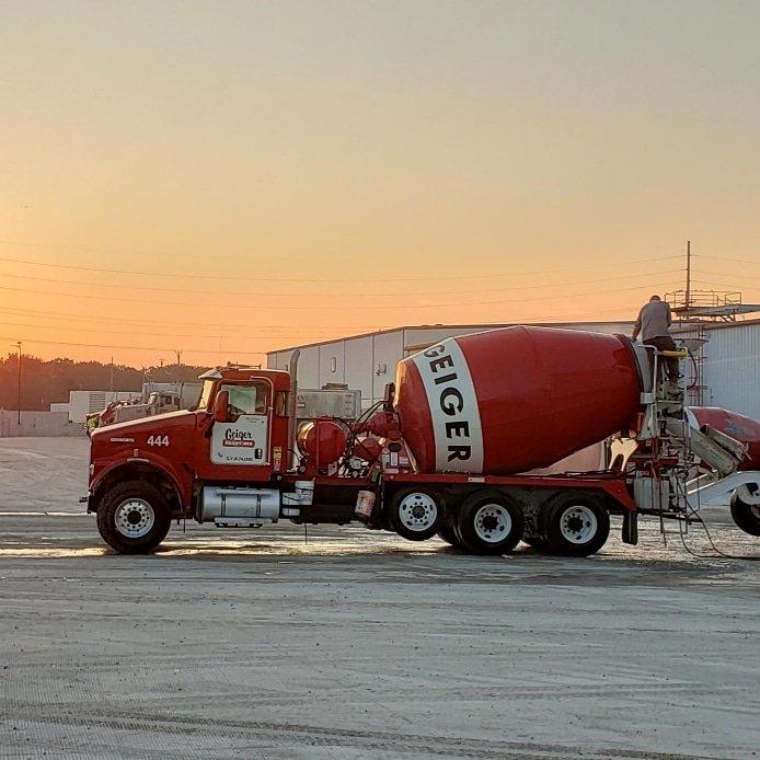 Geiger-Concrete-Truck